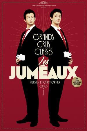 Les Jumeaux , Grands Crus Classésau théâtre des grands enfants à Cugnaux.